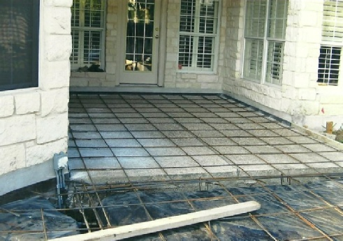 Jacksonville FL Residential Concrete Contractor